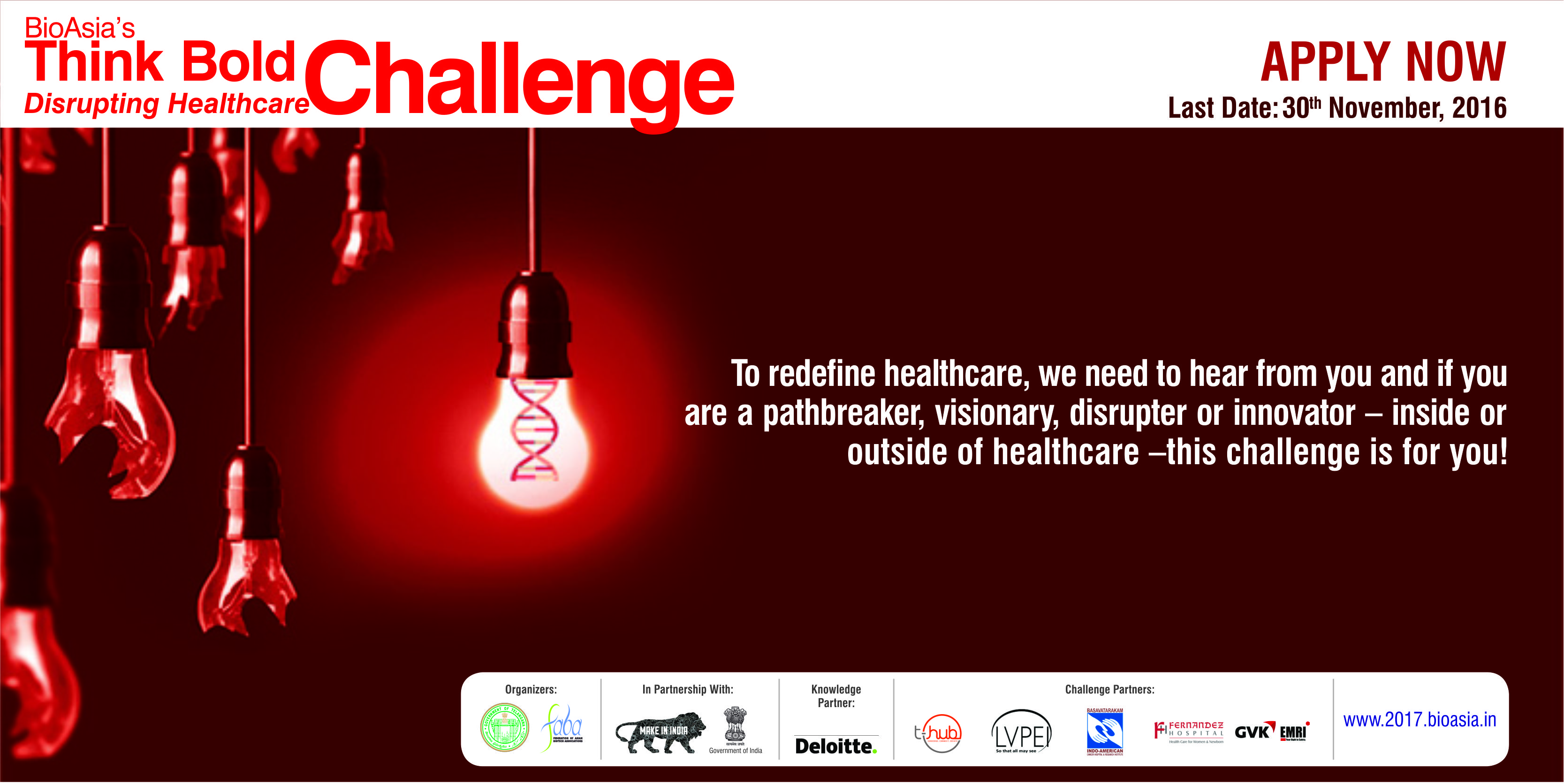 Think Bold HealthCare challenge