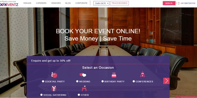 BookEventZ is solving your Event-Venue Booking problems – A word with the Founder